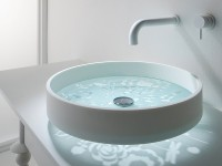 красивая рковина в ванную