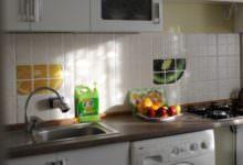 Как встроить стиральную машину в шкаф на кухне или ванной