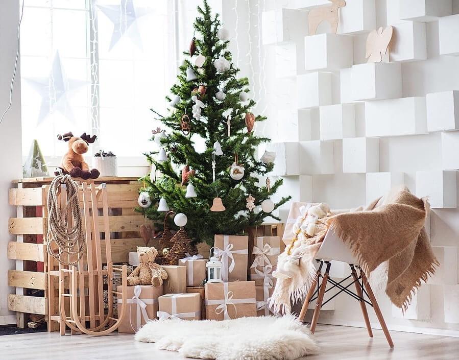 Приближение Нового года - это то самое время, когда хочется наполнить каждый уголок дома праздничным настроением