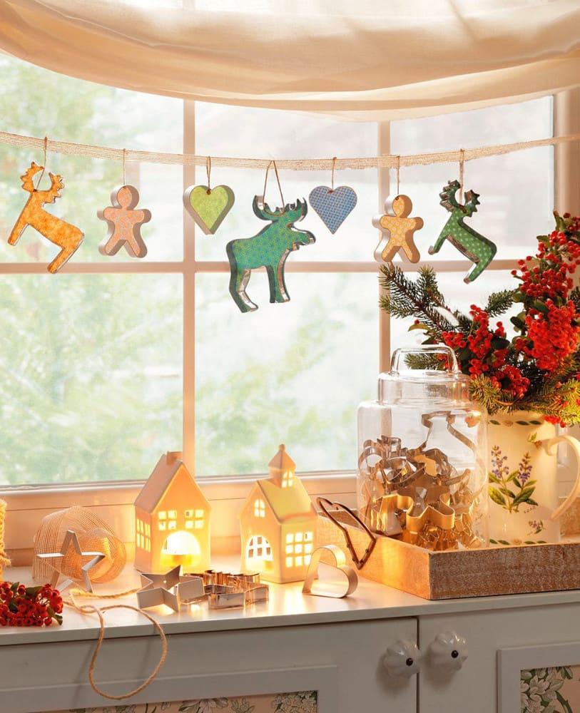 Удивительное преображение окна, которое оставит незабываемые воспоминания о прошедшем празднике