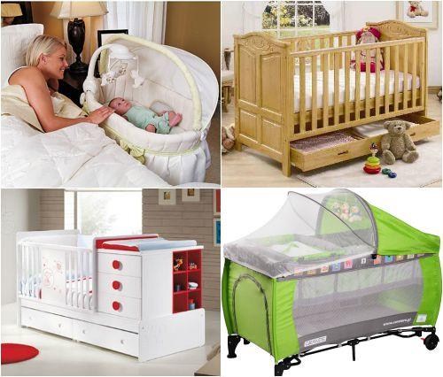 Модели кроваток для новорожденных фото