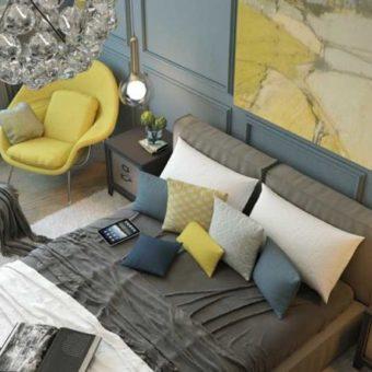 Идеи дизайна спальни - 25