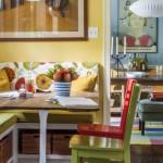 Мягкий углок для кухни — виды и особенности