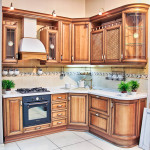 Кухонный ганитур угловой — основные особенности