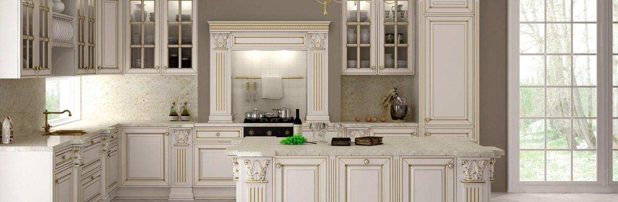 Кухонный гарнитур барокко