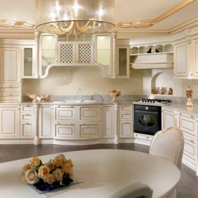 Мебель барокко стиля