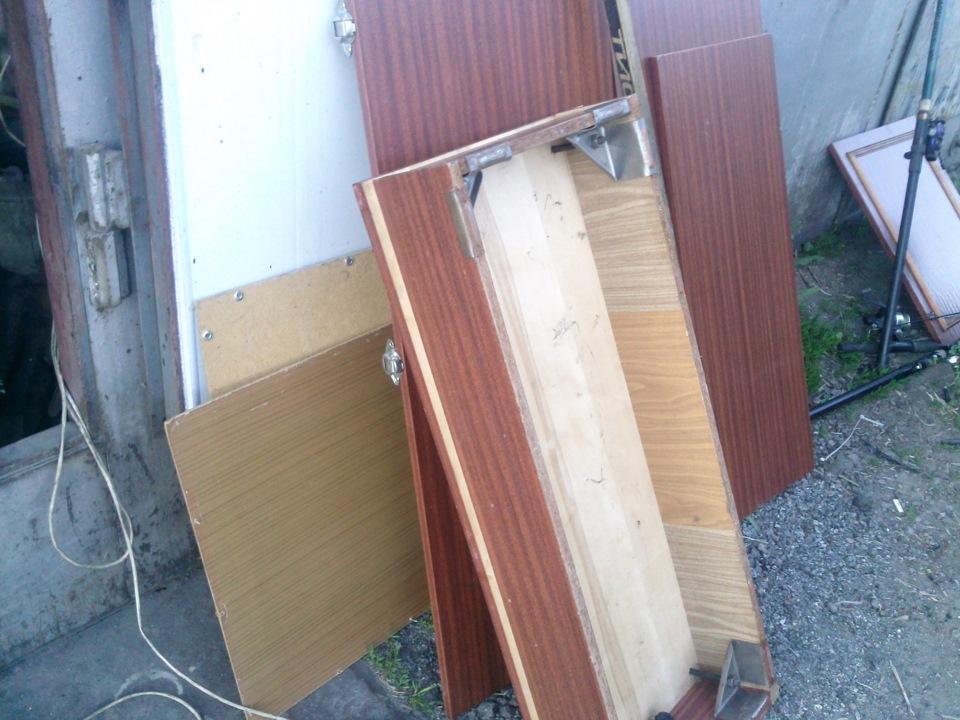 Доски для изготовления мебели на балкон своими руками