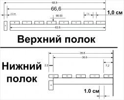 Полок для бани своими руками чертежи и описание этапов строительства!