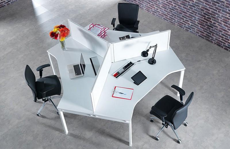 Как оформить рабочую зону офиса