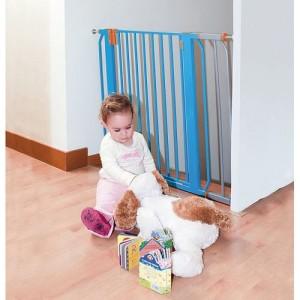 Калитка безопасности защитит ребенка.