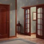 Важность стеклянных межкомнатных дверей