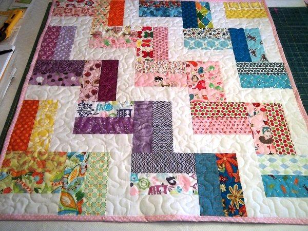 лоскутные одеяла в стиле пэчворк фото