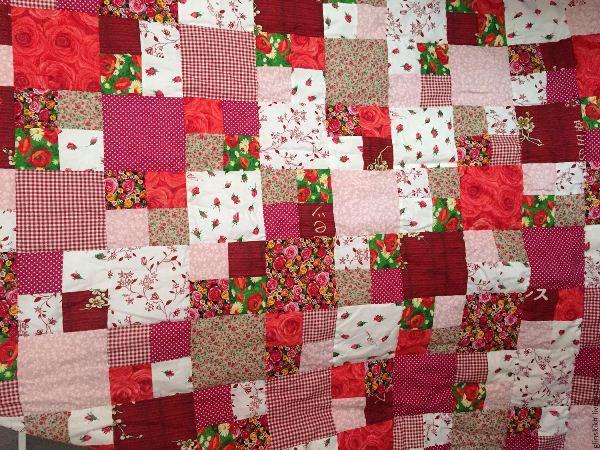 лоскутное шитье одеяло фото