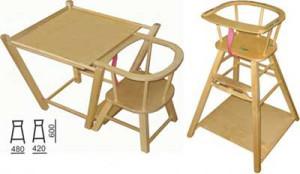 детская мебель-трансформер
