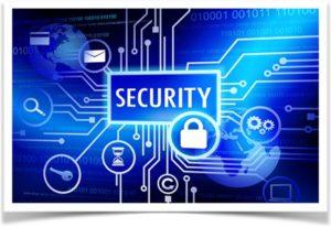 Система безопасности электроники