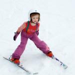 Фото детей на лыжах