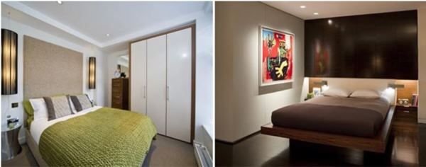 ремонт в маленькой спальне фото варианты