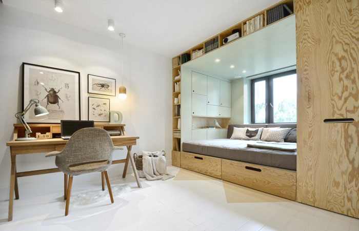 Зонирование комнаты, Дизайн интерьера, Дизайн помещения