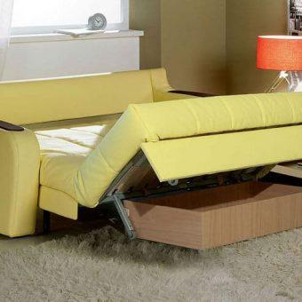 Мягкая мебель. Двуспальная кровать с диваном