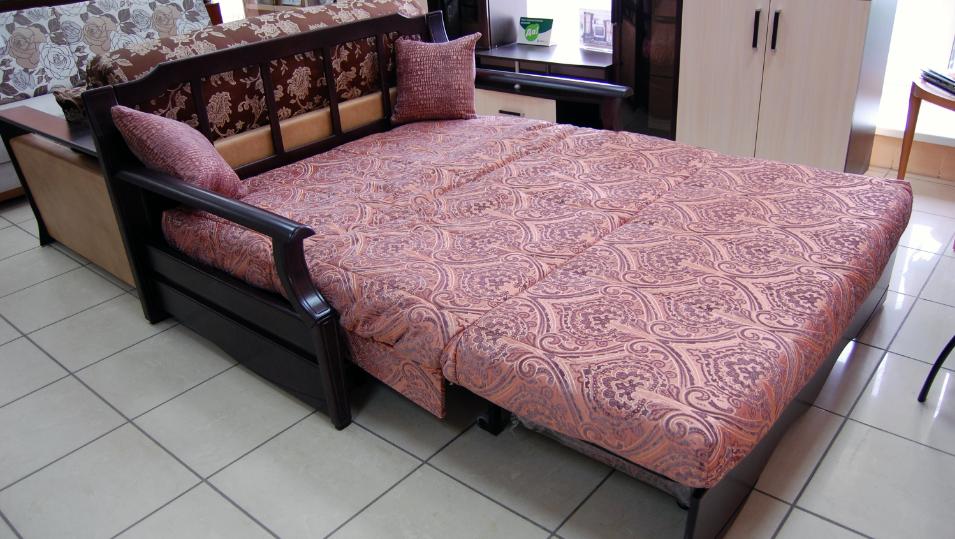 Как выбрать диван для ежедневного сна | Механизм трансформации