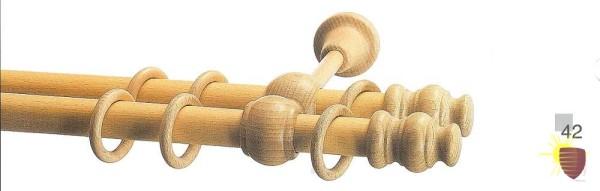 На фото - классический деревянный образец.
