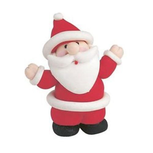Как слепить Деда Мороза из пластилина своими руками - пошаговая инструкция и интересные идеи