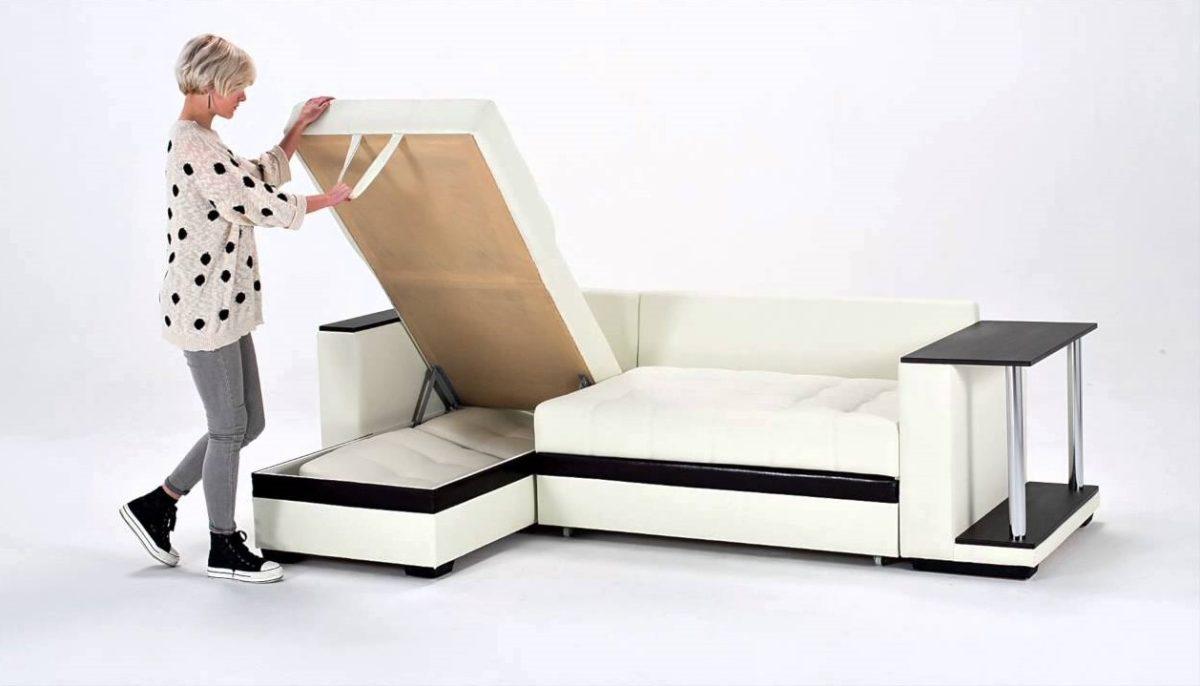 Скрипит новый диван