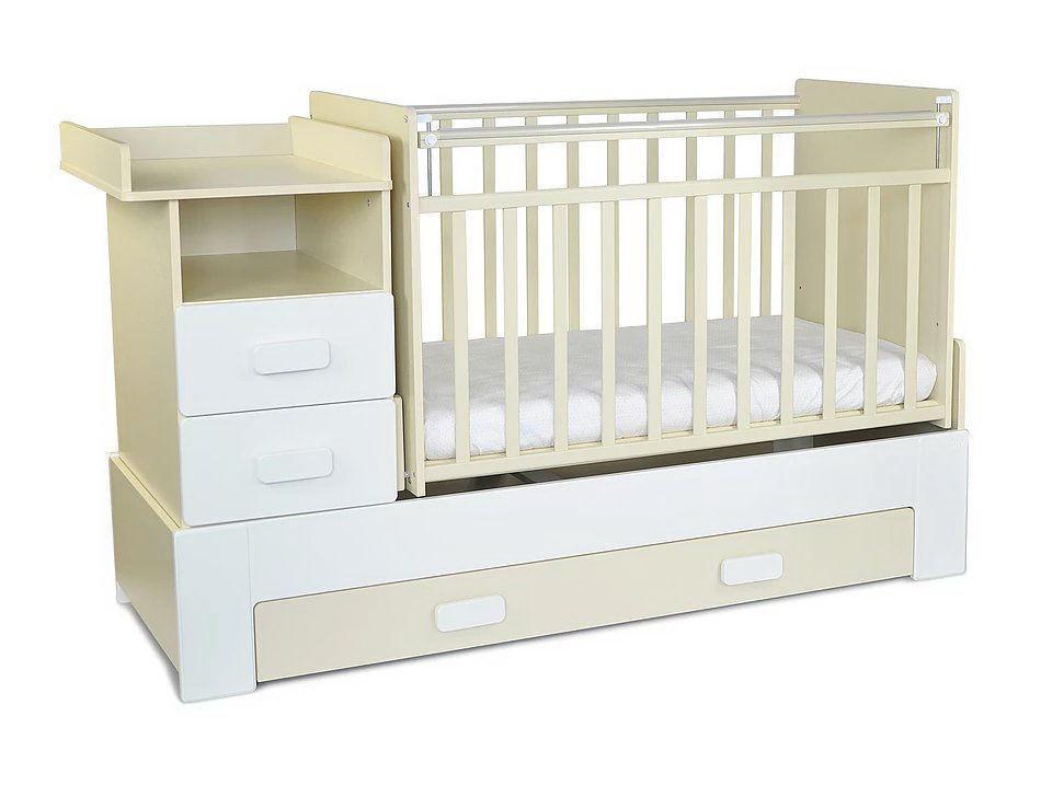Размеры детской кровати трансформер