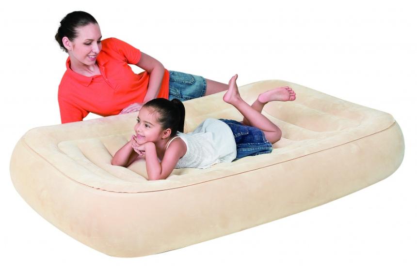 Надувной матрас для детей