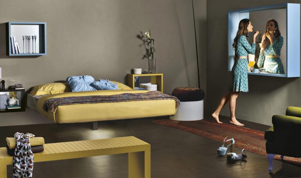 Парящей кровати для взрослых