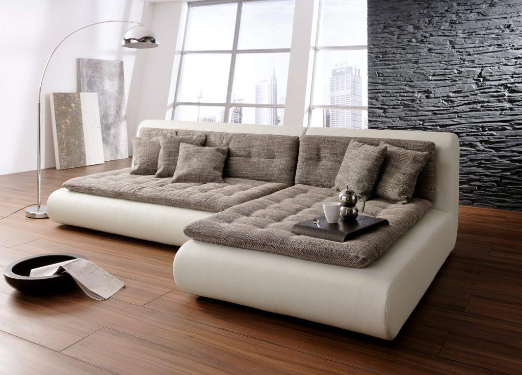 Модульный спальный диван