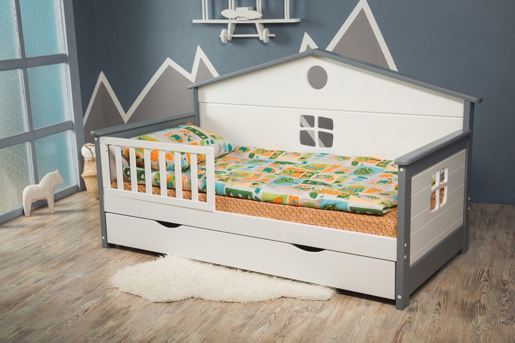 Высота детской кровати стандарт