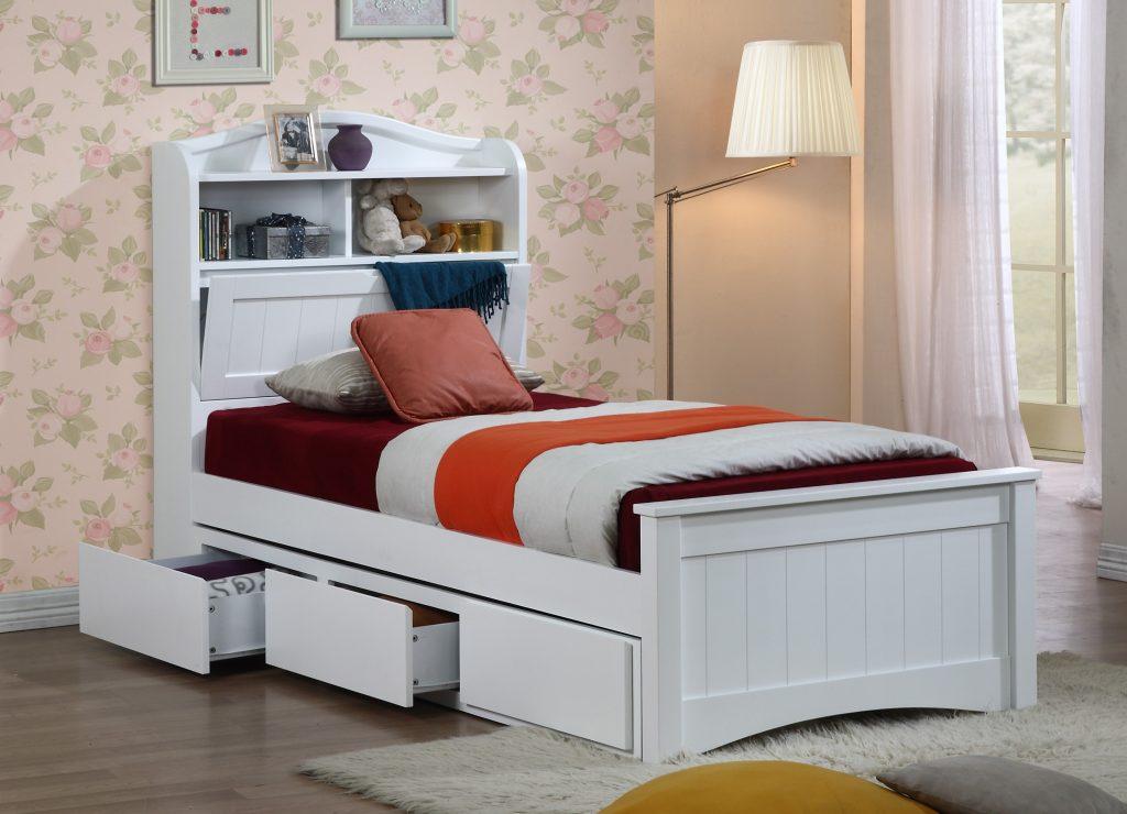 Размеры односпальной кровати
