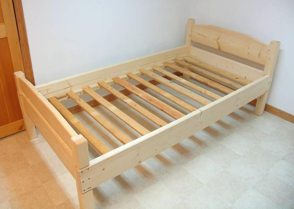 Делаем детскую кровать