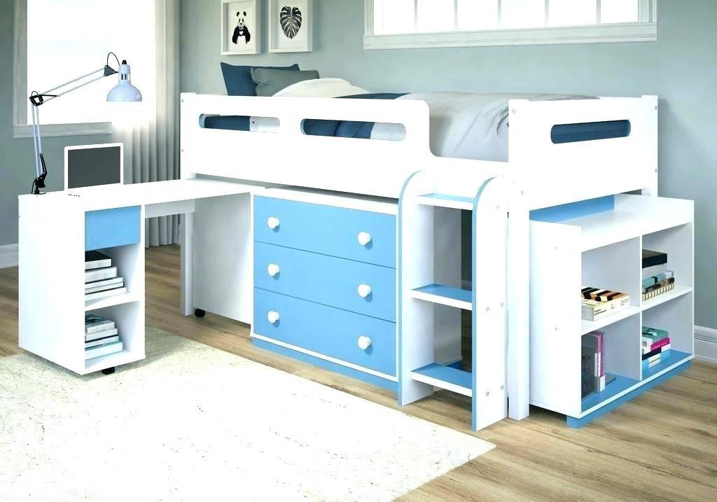 Пример Кровать чердак для детей из магазина