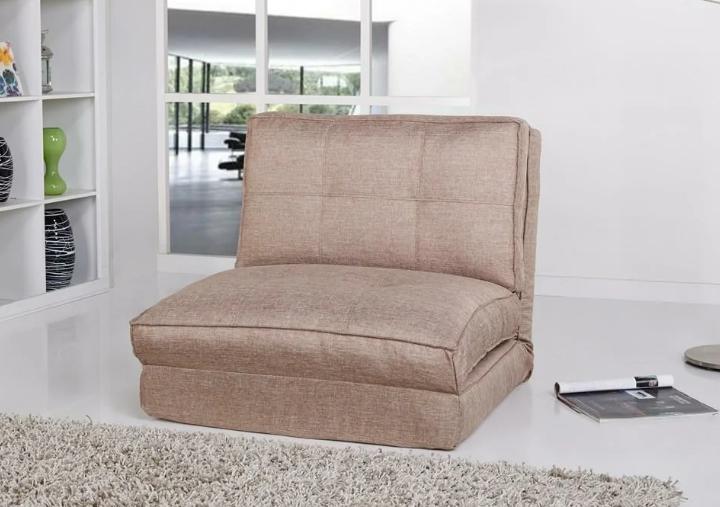Кресло кровать без подлокотников со спальным местом