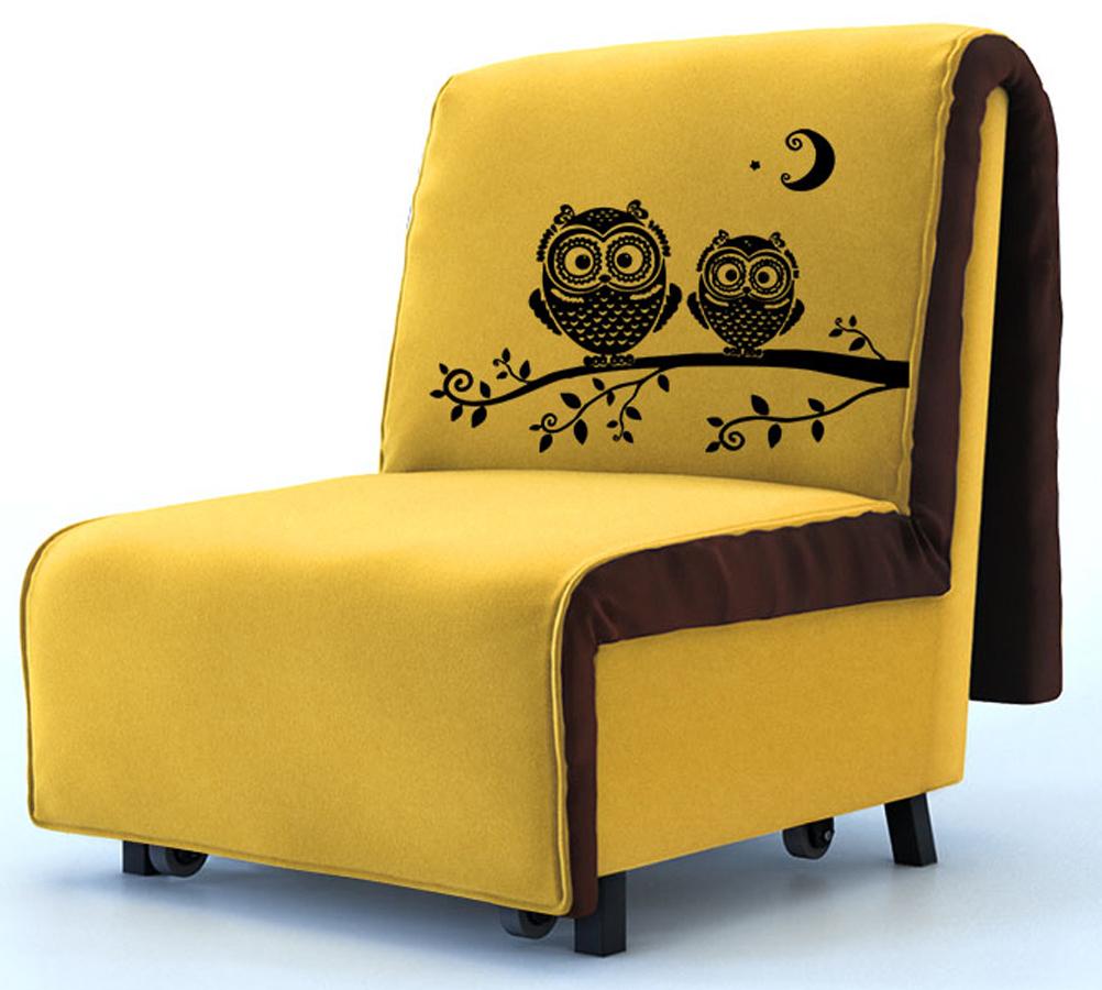 Кресло кровать без подлокотников выкатное