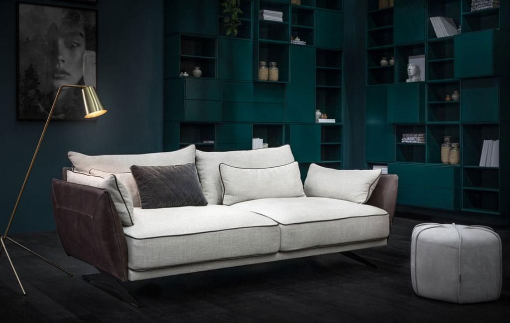 Как ухаживать за диваном, чтобы он был как новенький даже в старости