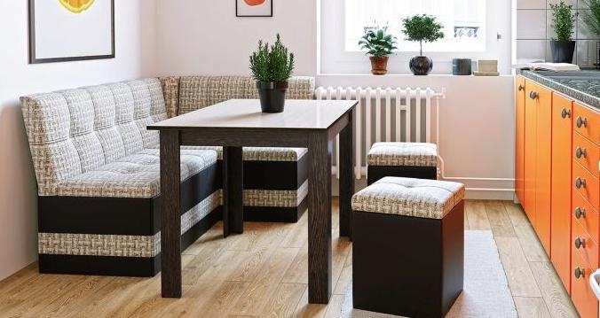 Кухонный диван: разновидности и особенности конструкции